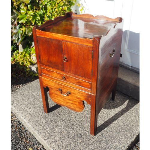 Antique Commode Cabinets