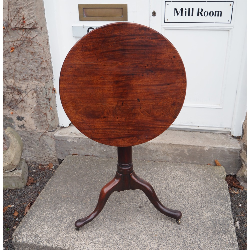 george ii cuban mahogany tripod table