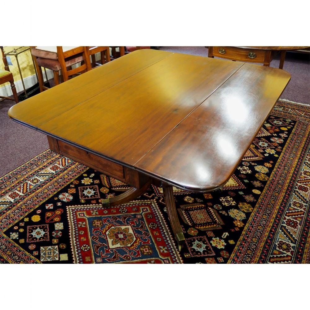 georgian scottish duncan fyffe dining table
