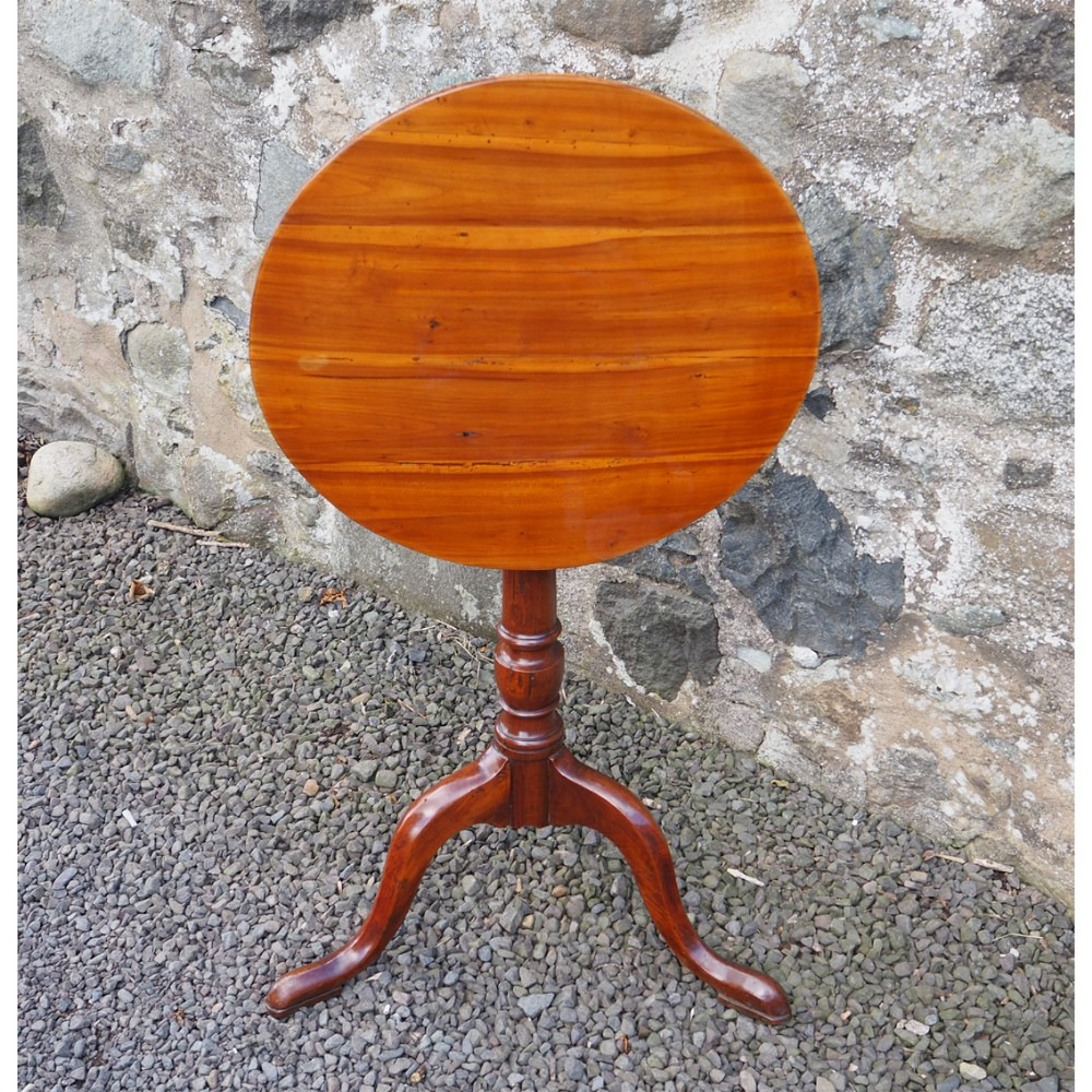 sumptuous georgian fruitwood wine table