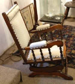 Antique Rocking Chairs - The UKs Largest Antiques Website