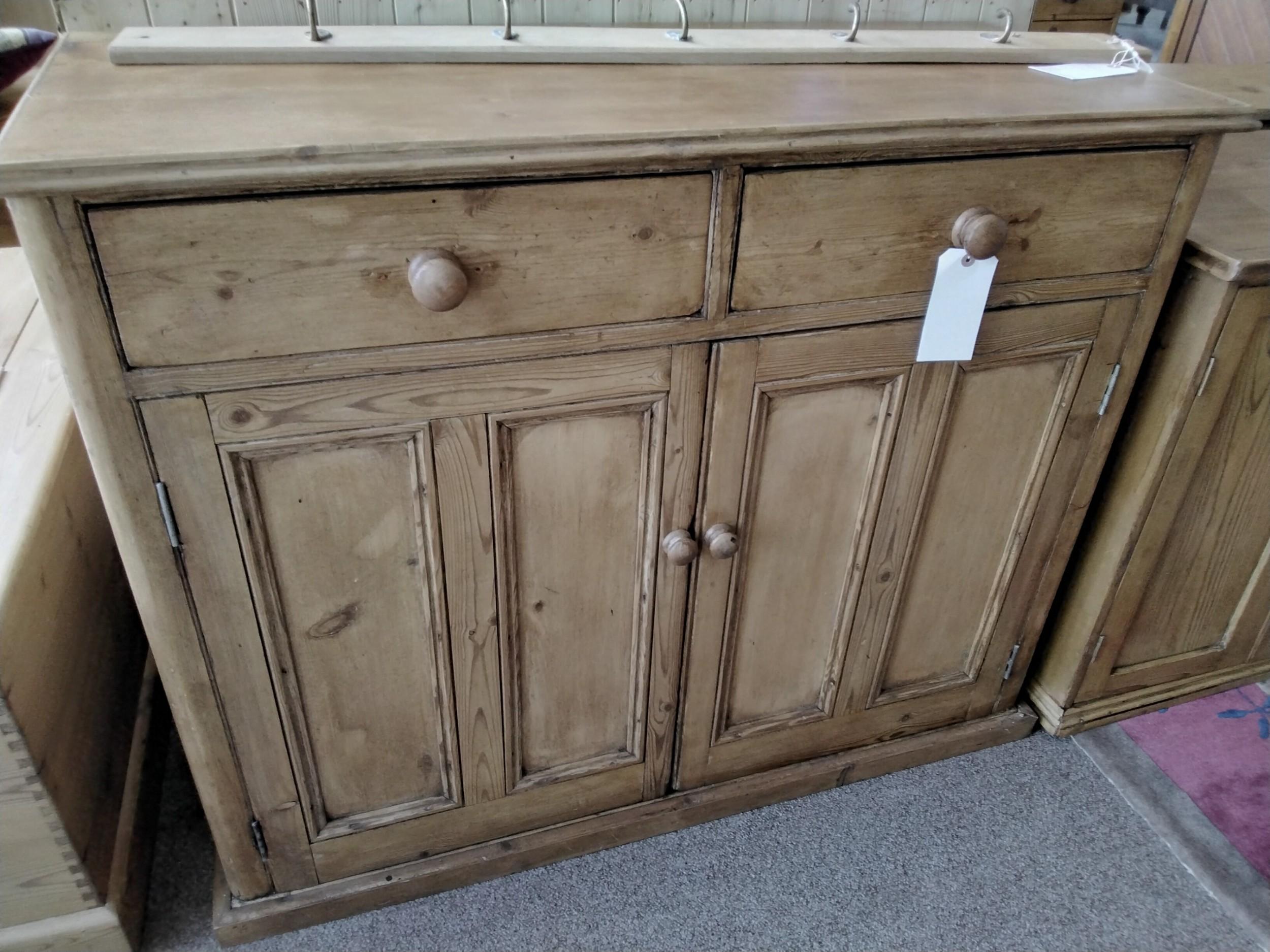 antique pine dresser sideboard