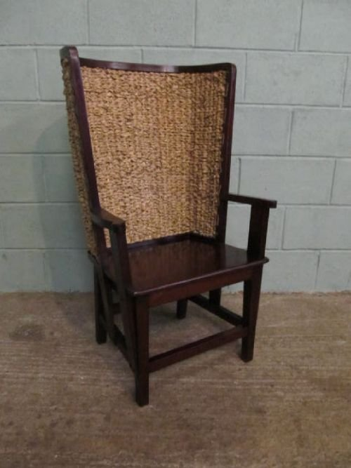 antique edwardian mahogany orkney chair c1900 625572 - Antique Edwardian Mahogany Orkney Chair C1900 6255/7.2 105537