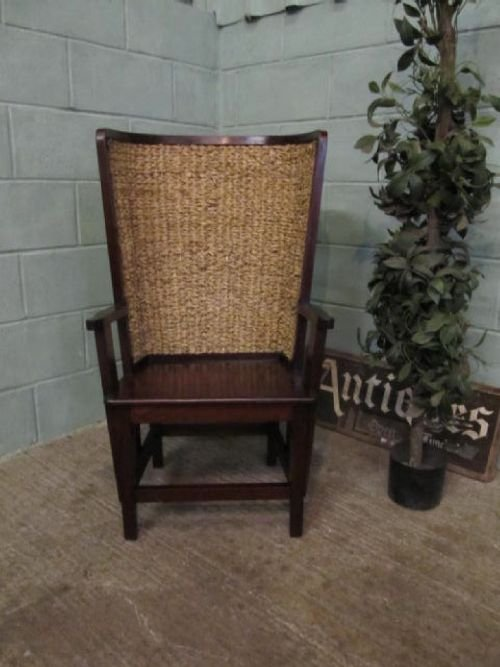 page load time 0.27 seconds - Antique Edwardian Mahogany Orkney Chair C1900 6255/7.2 105537