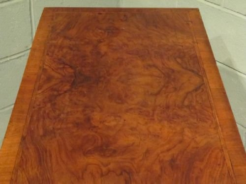 antique georgian walnut lowboy c1780 6685112 - photo angle #5