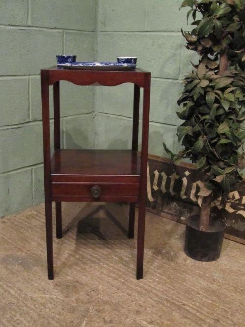 antique regency mahogany washstand c1800 w66881212