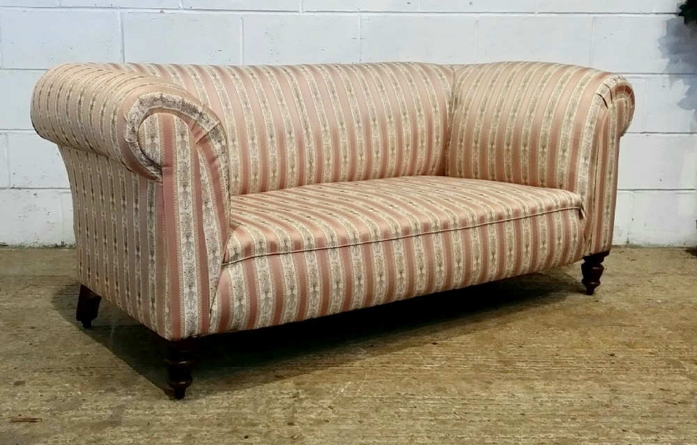 antique victorian chesterfield sofa c1880
