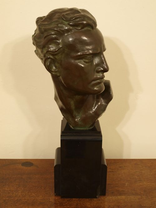 An art deco period bronze signed by cipriani 184136 for Art deco era dates