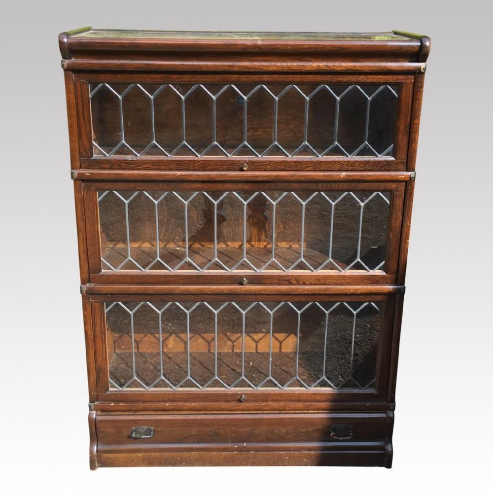globe wernicke barrister's bookcase