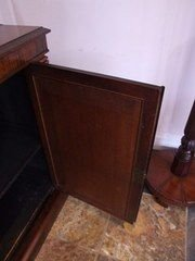william iv rosewood bookcase - photo angle #3