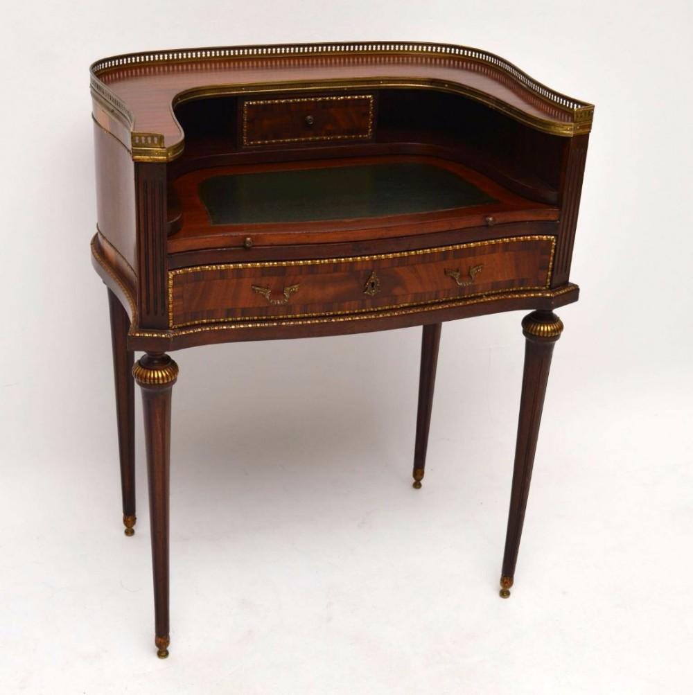 Antique French Writing Desk Genuine Antique Writing Desks From Trusted  Antique Dealers Visit Loveantiquescom.