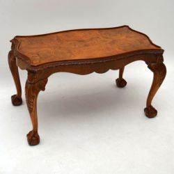 Marylebone Antiques Formerly Church Street Antiques Good Quality Mahogany Coffee Table