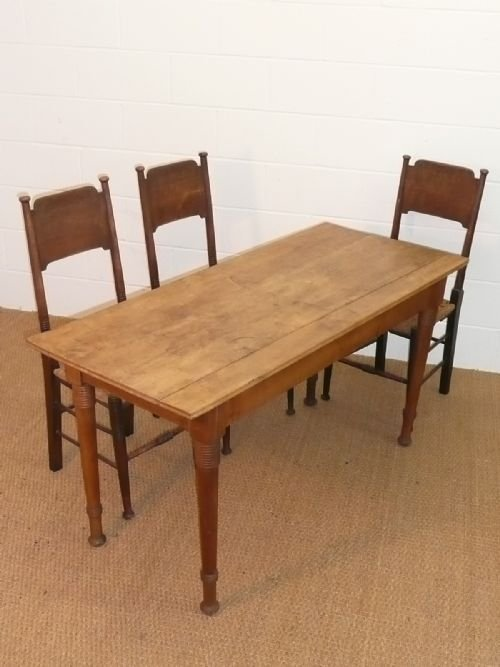 Dining Table Furniture Arts Crafts Dining Table Uk