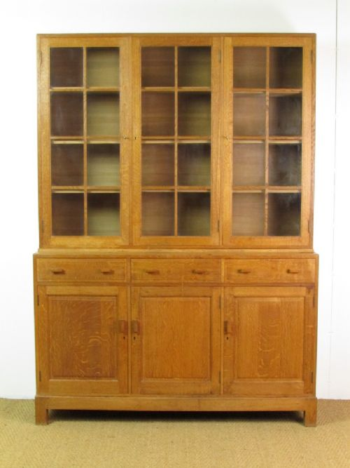 Thumbnail picture of: Heal's Library Oak Bookcase