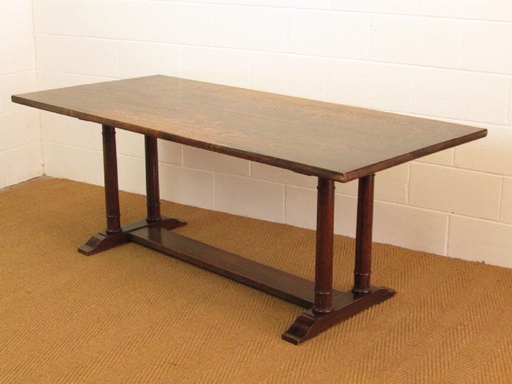 Heals oak tilden dining table 407636 - Heals dining table ...