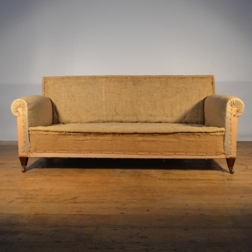 Antique Sofa Reupholstery Cost