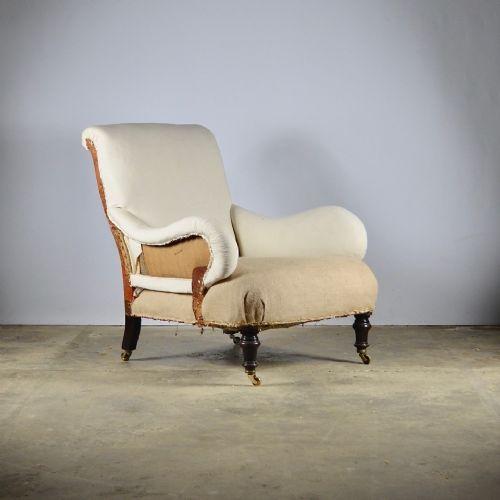 19th century english armchair