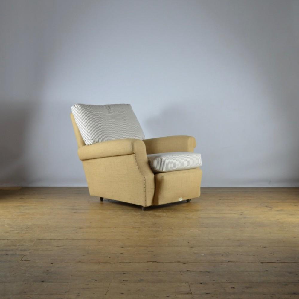 20th century english armchair full reuphol inc