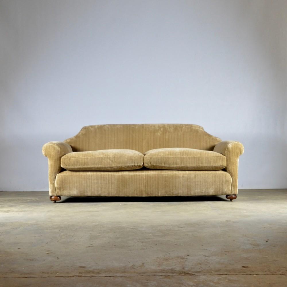 1930s english sofa