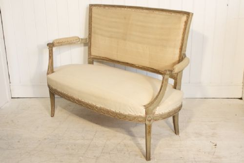 Very Pretty French Two Seater Sofa 270297