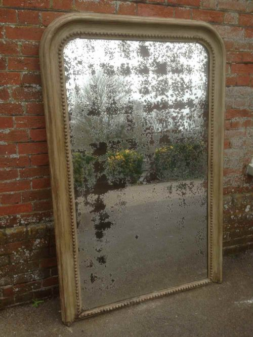 A Very Impressive Large Antique 19th Century Distressed