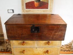 Cloverleaf Home Interiors | Antique Work Boxes