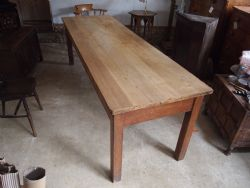 Attractive Cloverleaf Home Interiors | Antique Edwardian Dining Tables