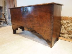 Cloverleaf Home Interiors | Antique Plank Chests