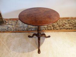 Antique Lamp Tables
