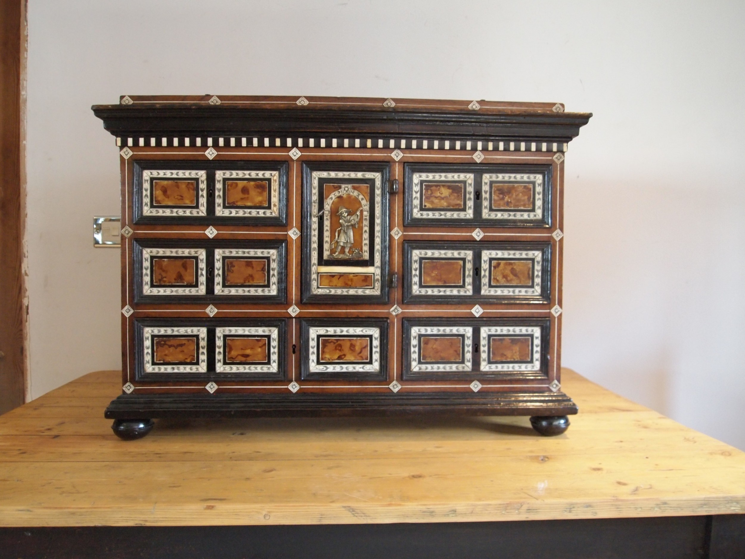 cabinet stunning indo portuguese chest of drawers c1780