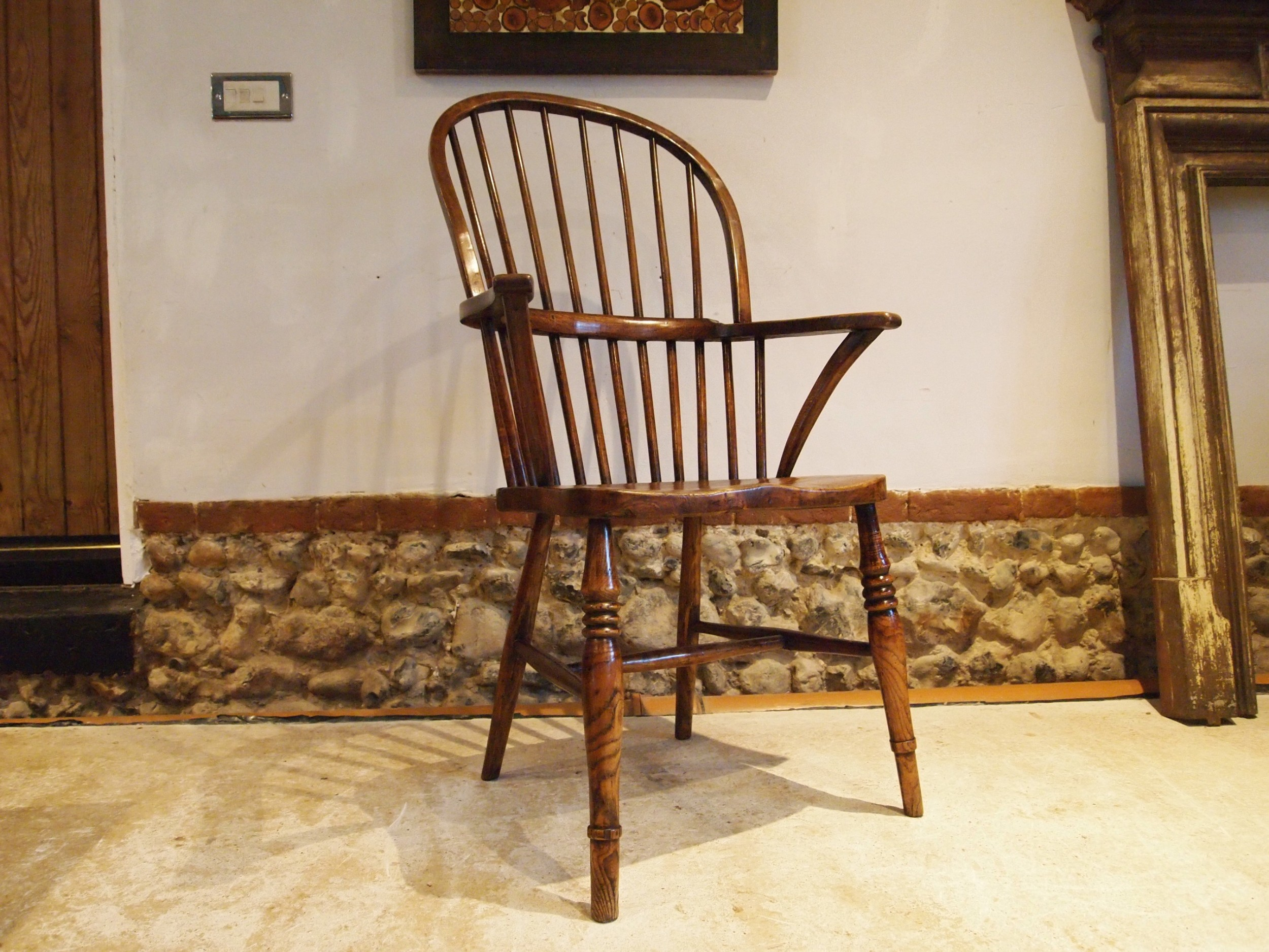 chair stunning simple windsor george iii ash elm c1810