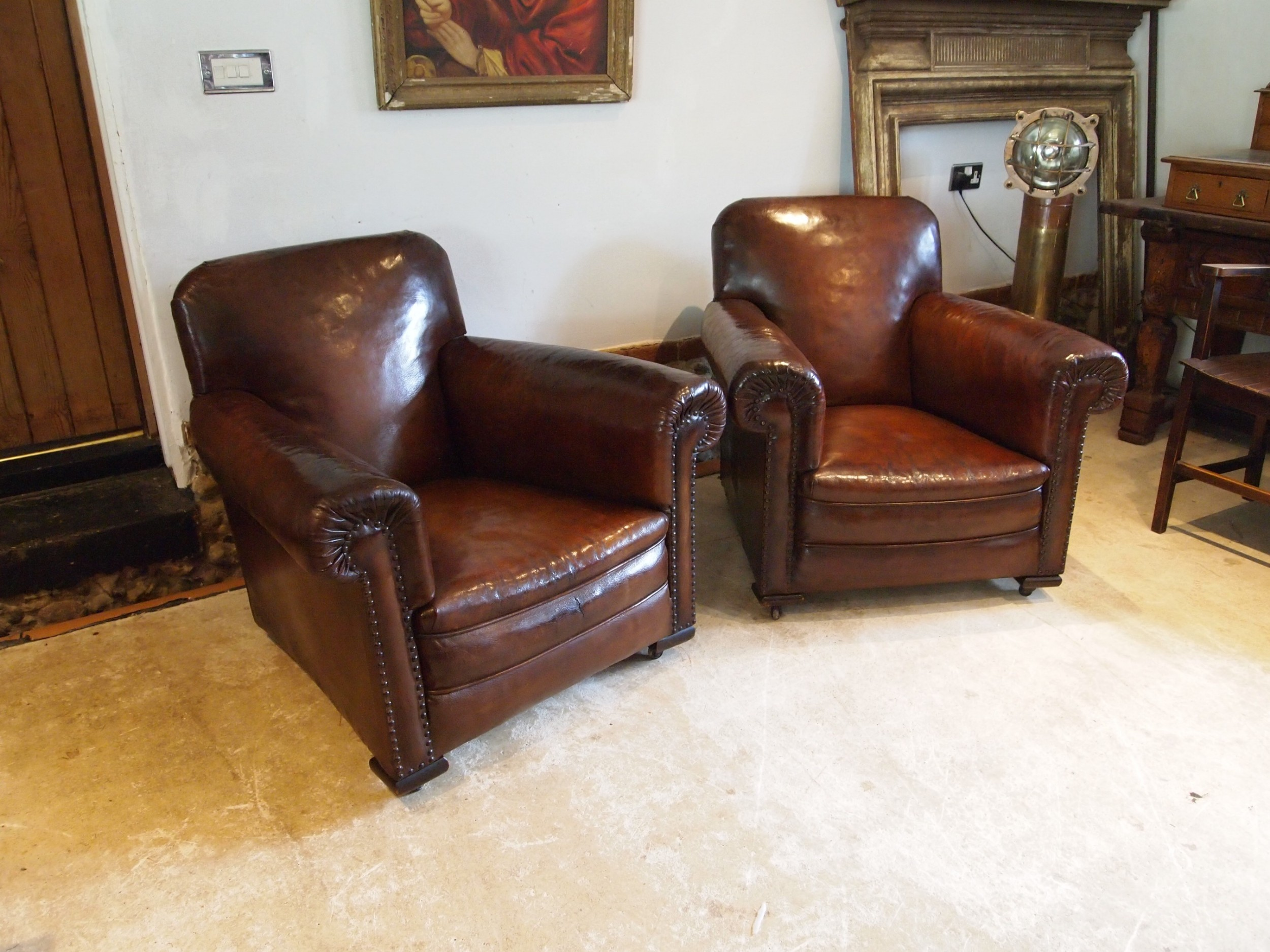 chairs outstanding pair of edwardian club armchairs c1900