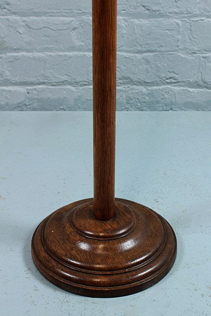 Floor standing candle holders 232886 sellingantiques for Floor candle holders