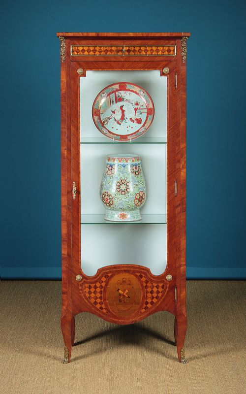- Antique Vitrine Cabinets - The UK's Largest Antiques Website