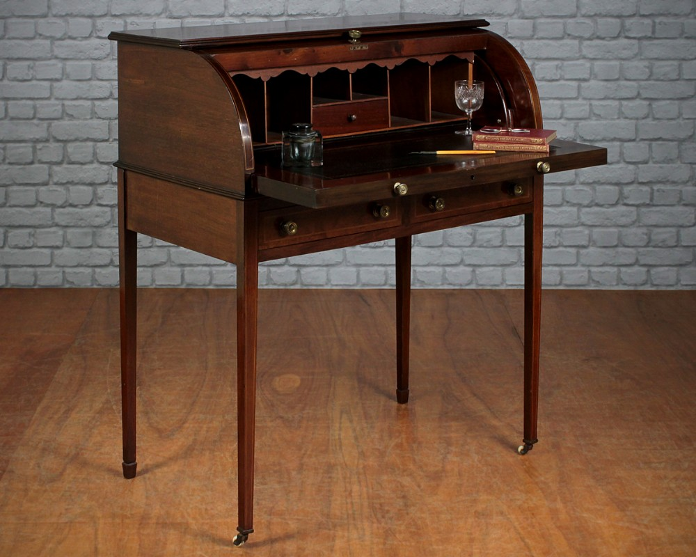 Small Edwardian Writing Desk 290969
