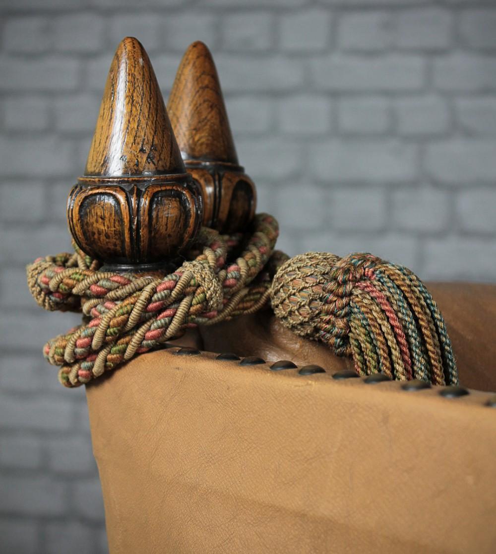 Groovy Small Leather Knole Sofa C 1920 309638 Sellingantiques Inzonedesignstudio Interior Chair Design Inzonedesignstudiocom