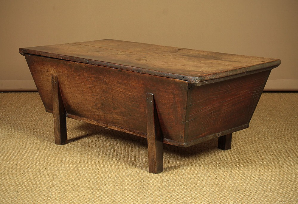 reduced early 19thc dough bin c1800
