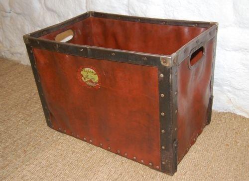 industrial mill storage box