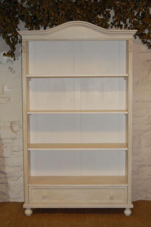 french inspired reproduction bookshelf