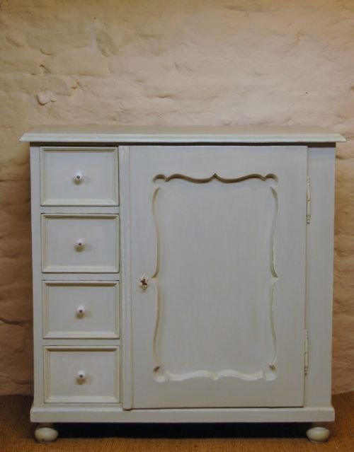 antique pine cupboard base with drawers - Antique Pine Cupboard Base With Drawers 139916 Www.cottage