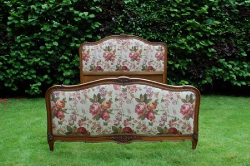 antique french king size bed