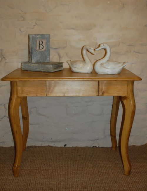 antique french desk side table dressing table