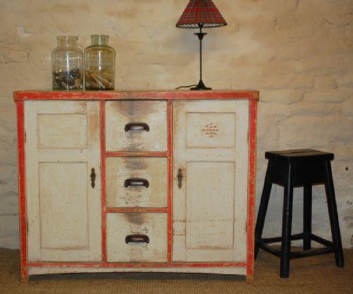 antique pine dresser base kitchen dresser side board
