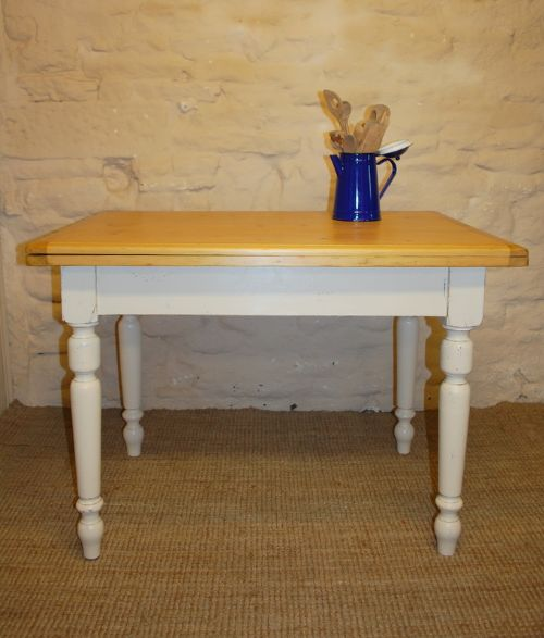 antique country extension table extending kitchen table farm cottage table