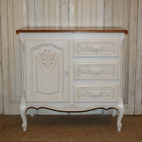 antique french louis xv revival cupboard bas de buffet sideboard 258606 sellingantiques. Black Bedroom Furniture Sets. Home Design Ideas