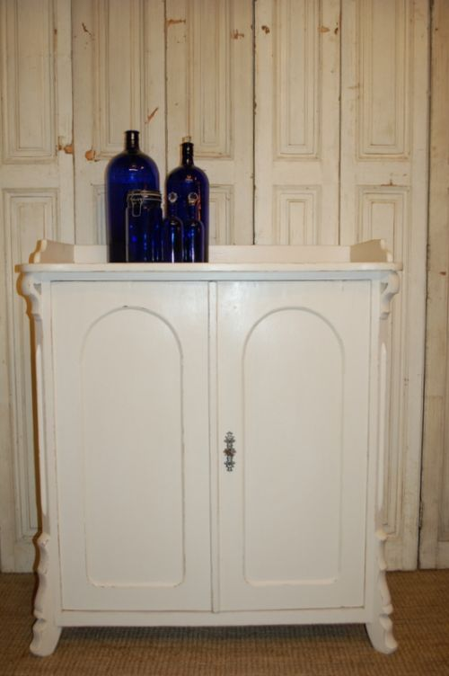 antique pine louis philippe storage cupboard linen cupboard 1870
