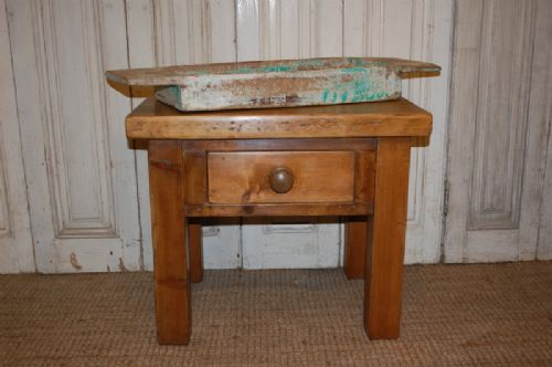 antique reclaimed mill timber coffee table sofa table lamp table