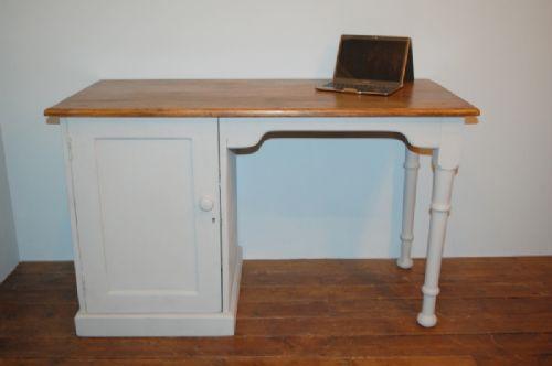 antique oak knee hole office writing desk 1890 globe wernicke co