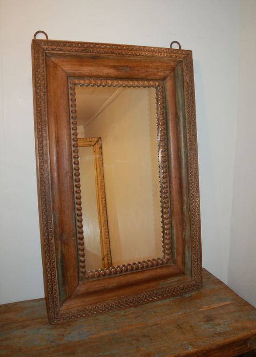 Amazing Antique Large Mirror In Hand Carved Hardwood Frame 1860 Home Interior And Landscaping Ologienasavecom