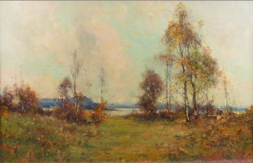 alexander wellwood rattray rsw arsa neac 18491902 oil painting